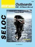 Seloc Mercury/Mariner Outboards 1990-00 Repair Manual