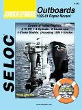 Johnson/Evinrude Outboards 1996-01 Repair Manual All Inline Engines, 2 and 4-Stroke, 1-4 Cyl