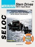 Mercruiser - Stern Drives 1992-00 Repair Manual Covers All Gasoline Engines, Includes Alpha,...