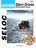 Volvo/Penta Stern Drives 1992-03 Repair Manual Gasoline Engines & Drive Systems