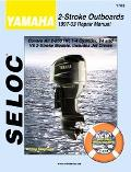 Yamaha Outboards 1997-03 Repair Manual All 2-Stroke Engines