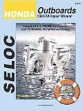 Honda Outboards 2002 - 2008 (Seloc Marine Manuals)