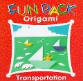 Fun Pack Origami Transportation