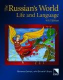 The Russian's World: Life and Language, Fourth Edition