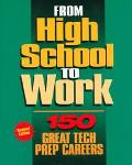 From High School to Work - Ferguson Staff - Paperback - REV