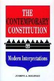 The Constitution: Our Written Legacy
