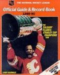 NHL Official Guide & Record Book, 1990-91