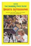 The Sander's Price Guide to Sports Autographs, 1994