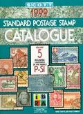 Scott 1999 Standard Postage Stamp Catalogue: Countries of the World P-Si