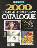 Scott 2000 Standard Postage Stamp Catalogue: Countries of the World P-Sl