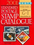 Scott Standard Postage 2001, Vol. 3