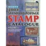 Scott Standard Postage Stamp Catalogue 2004, Vol. 1: United States, United Nations & Countri...