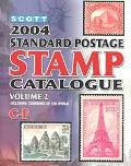 Scott 2004 Standard Postage Stamp Catalogue Countries of the World C-F