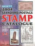 Scott 2004 Standard Postage Stamp Catalogue Countries of the World G-I
