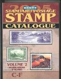Scott 2005 Standard Postage Stamp Catalogue Countries of the World C-F