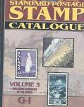 Scott 2005 Standard Postage Stamp Catalogue Countries of the World G-I