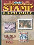 Scott 2005 Standard Postage Stamp Catalogue Countries of the World P-Sl