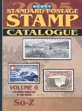 Scott 2005 Standard Postage Stamp Catalogue Countries of the World S0-Z