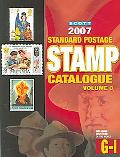 Scott 2007 Standard Postage Stamp Catalogue Countries of the World G-I