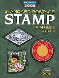 Scott 2008 Standard Postage Stamp Catalogue Countries of the World Solomon Islands-Z