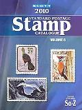 Scott 2010 Standard Postage Stamp Catalogue: Countries of the World So-Z (Scott Standard Pos...