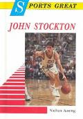 Sports Great John Stockton - Nathan Aaseng - Hardcover