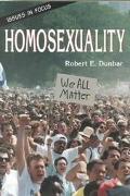 Homosexuality - Robert E. Dunbar - Hardcover