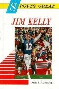 Sports Great Jim Kelly - Denis J. Harrington - Library Binding