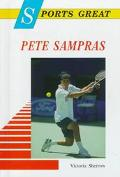 Sports Great Pete Sampras - Victoria Sherrow - Hardcover - Library Edition
