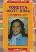 Coretta Scott King Striving for Civil Rights