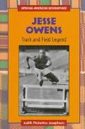 Jesse Owens Track and Field Legend