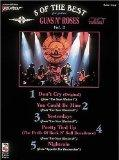 Guns N' Roses - 5 Of The Best - Vol. 2 - Guitar (Play-It-Like-It-Is Guitar)