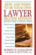 How and When to Be Your Own Lawyer