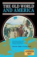 Old World and America - Answer Key - Maureen K. McDevitt - Paperback