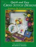 Quick and Easy Cross Stitch Designs: Inspired by Your Gardens - Anne Lane - Hardcover