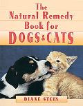 Natural Remedy Book for Dogs and Cats - Diane Stein - Paperback