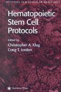 Hematopoietic Stem Cell Protocols