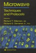 Microwave Techniques and Protocols