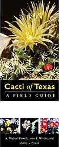 Cacti of Texas, a Field Guide