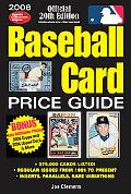 2006 Baseball Card Price Guide