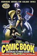 Comic Book Checklist & Price Guide 2007 1961 to Present