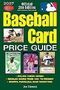 Baseball Card Price Guide 2007