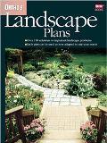 Landscape Plans - Ortho Books - Paperback