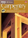 Ortho's All About Carpentry Basics