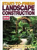 Start-To-Finish Landscape Construction