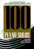 100 Best Loved Piano Solos Composer PCs