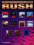Rush: Guitar Anthology Series (Authentic Guitar-Tab Edition)