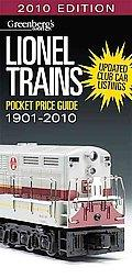 Lionel Trains Pocket Price Guide 1901-2010 (Greenberg's Pocket Price Guide Lionel Trains)