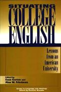 Situating College English Lessons from an American University