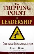 The Tripping Point in Leadersship